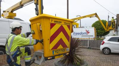 NG Bailey's Freedom Group Extends UK Power Networks Contract