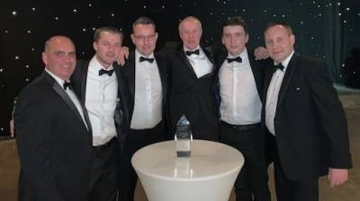 Success at CIBSE Yorkshire Awards