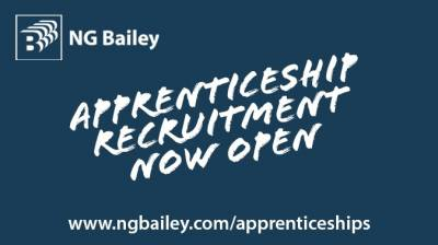 Apprentice recruitment 2020 – now open