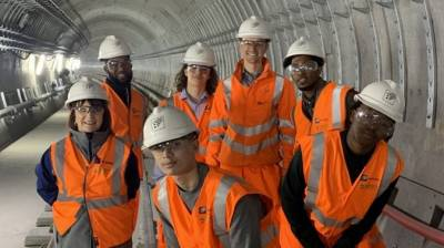 Work experience gives young people a behind the scenes look at engineering projects