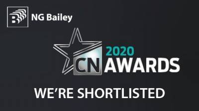 NG Bailey shortlisted in CN Awards