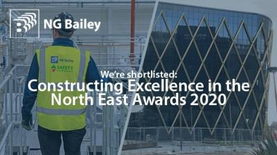 Shortlist honour for Hospital and University projects