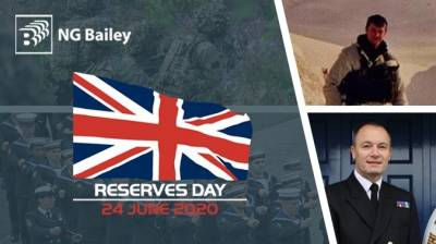 Proud to Support our Reservists