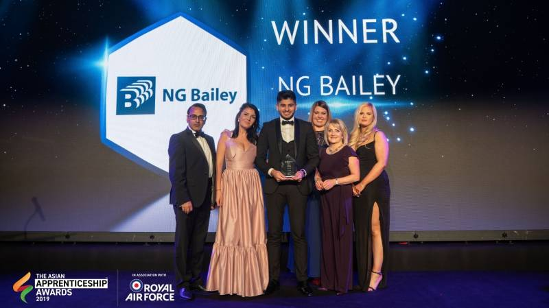 Asian Apprenticeship Awards Success
